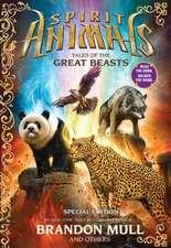Spirit Animals:  Special Edition