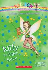 Kitty the Tiger Fairy (the Baby Animal Rescue Faires #2):  A Rainbow Magic Book