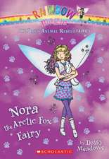 Nora the Arctic Fox Fairy (the Baby Animal Rescue Faires #7):  A Rainbow Magic Book