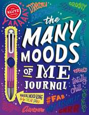 The Many Moods of Me Journal:  The Tournament of Elements (Activity Book with Minifigure)
