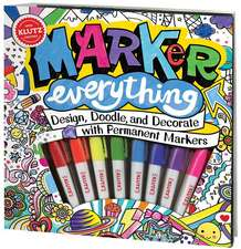 Marker Everything [With 8 Permanent Mini Markers]