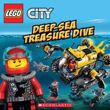 Deep-Sea Treasure Dive (Lego City:  8x8)