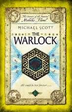 The Secrets of the Immortal Nicholas Flamel 05. The Warlock