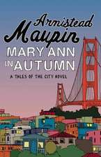 Mary Ann in Autumn
