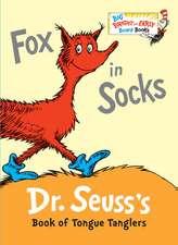Fox in Socks, Board Book