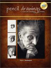 Pencil Drawings - A Look Into Drawing Portraits