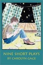 Nine Short Plays