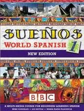 Suenos World Spanish 1 Coursebook