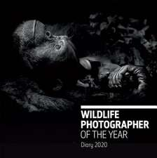 Wildlife Photographer of the Year Desk Diary 2020