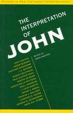 Interpretation of John