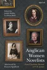 Anglican Women Novelists: From Charlotte Brontë to P.D. James