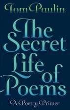 The Secret Life of Poems