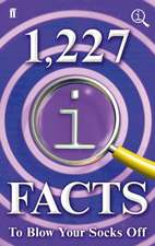 Lloyd, J: 1,227 QI Facts To Blow Your Socks Off
