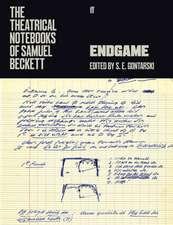 Theatrical Notebooks of Samuel Beckett