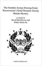 Farndale Avenue Housing Estate Townswomen's Guild Dramatic Society Murder Mystery