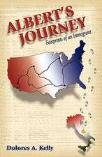 Albert's Journey:  Footprints of an Immigrant