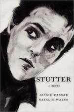 Stutter: a novel
