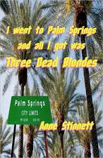 I Went to Palm Springs and All I Got Was Three Dead Blondes:  Fighting the Obesity Epidemic in America