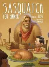 Sasquatch for Dinner