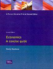 Economics: A Concise Guide