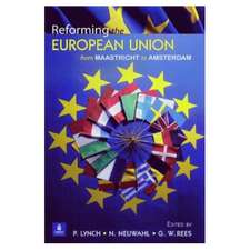 Reforming the European Union