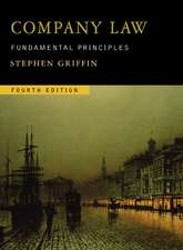 Company Law: Fundamental Principles