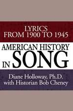 American History in Song