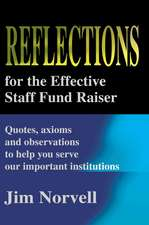 Reflections for the Effective Staff Fund Raiser
