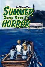 Summer Camp Race of Horror