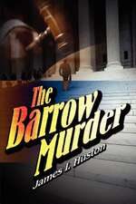 The Barrow Murder