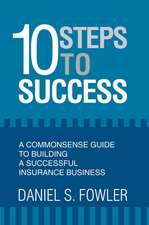 10 Steps to Success