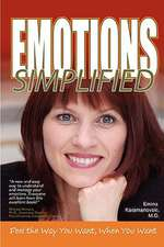 Emotions Simplified