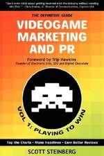 Videogame Marketing and PR