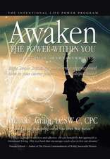 Awaken the Power Within You by Getting Out of Your Own Way