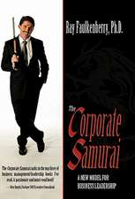 The Corporate Samurai