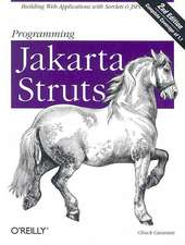 Programming Jakarta Struts:  100 Industrial-Strength Tips & Tools
