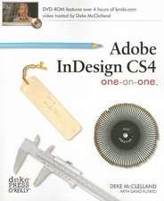 Adobe InDesign CS4 One–on–One