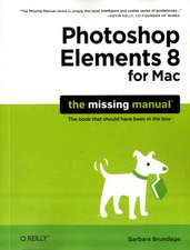 Photoshop Elements 8 for Mac:  A Power User's Desktop Guide