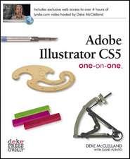 Adobe Illustrator CS5 One–on–One