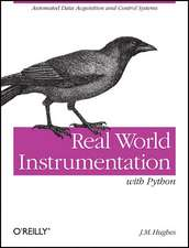 Real World Instrumentation with Python