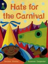 Lighthouse Year 1 Green: Hats Off For The Carnival