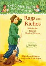 Rags and Riches:  A Nonfiction Companion to a Ghost Tale for Christmas Time