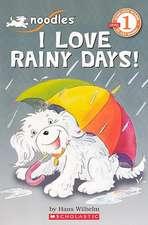 I Love Rainy Days!