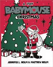 Babymouse 15:  A Very Babymouse Christmas