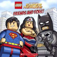 Lego DC Superheroes:  Friends and Foes