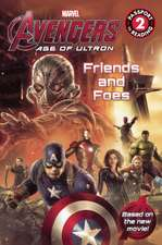 Avengers:  Friends and Foes