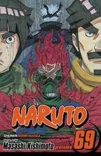 Naruto, Volume 69