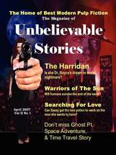 The Magazine of Unbelievable Stories (April 2007) Global Edition