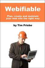 Webifiable - Plan, create and maintain your web site the right way