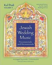 Jewish Wedding Music:  Instrumental Music for the Jewish Wedding Service